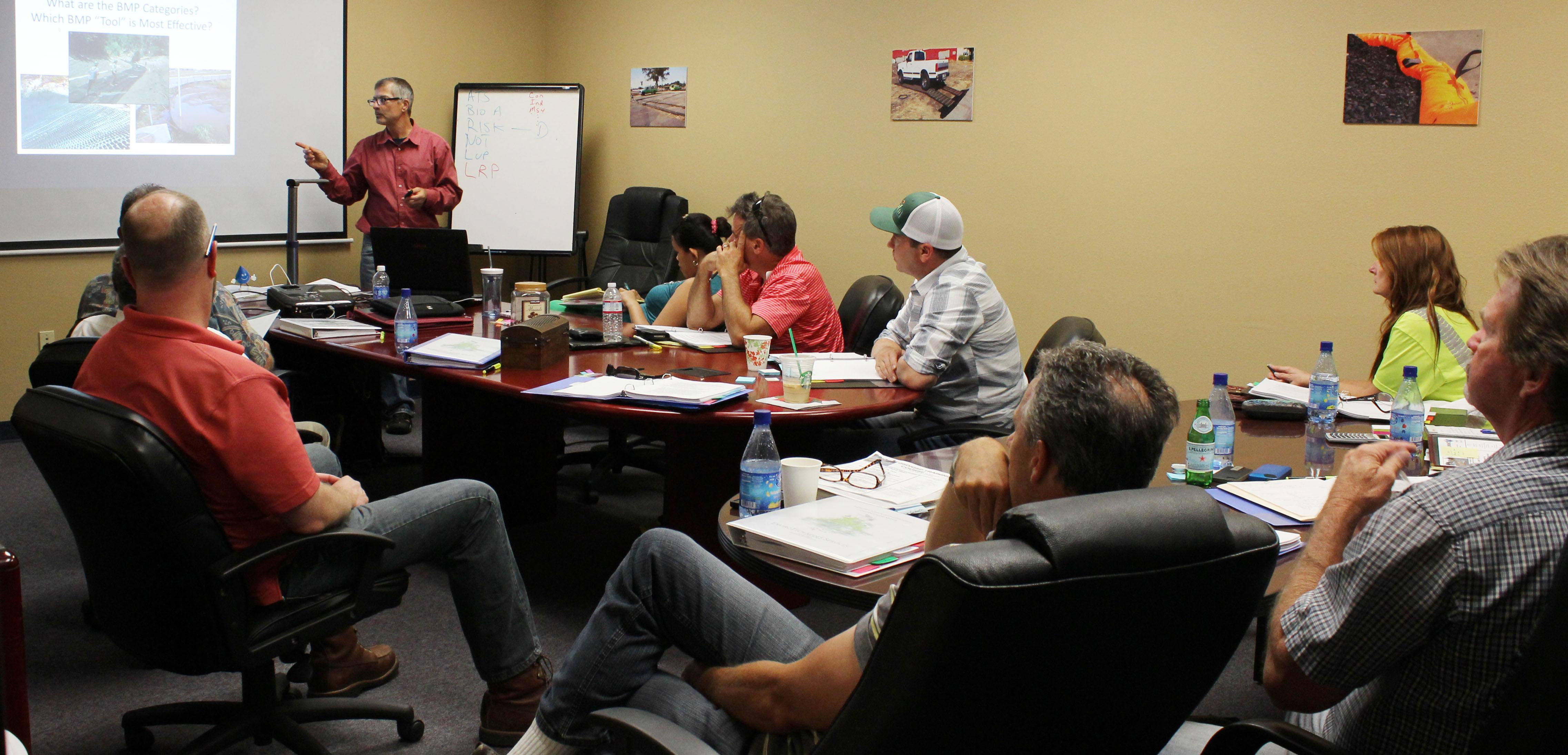 WTB, Inc. Hosts QSD/QSP Training Courses